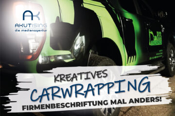 kreatives Carwrapping